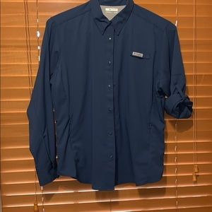 Columbia nwot Omni shade shirt